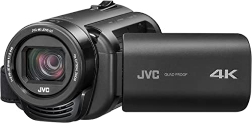 JVC GZ-RY980HUS Everio GZ-RY980 Quad Proof 4K Full HD Video Camera Camcorder