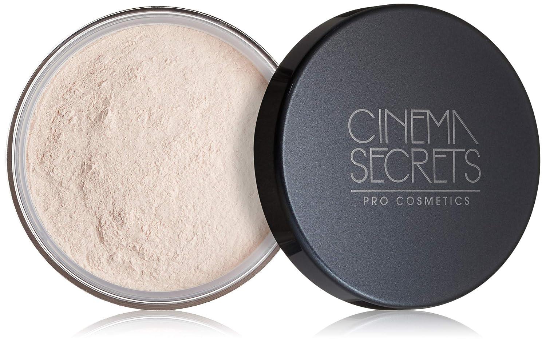 CINEMA SECRETS Pro Cosmetics Ultralucent Loose Setting Powder, Warm Light