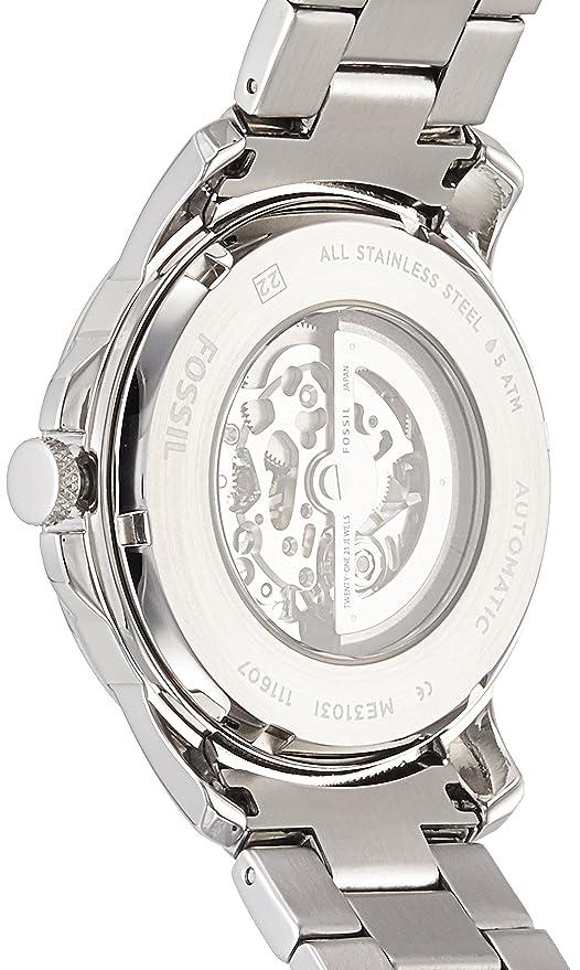44081867a464 FOSSIL Grant - Reloj de pulsera  Fossil  Amazon.es  Relojes