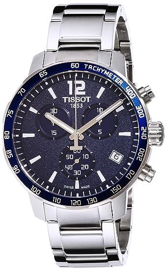 Tissot T0954171104700 T-Sport Quickster Reloj para hombre: Amazon.es: Relojes