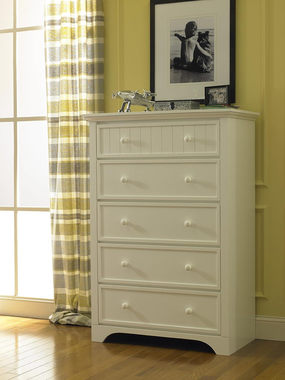 Amazon.com: Fisher-Price Lakeland – 5 cajón Dresser, Blanco ...