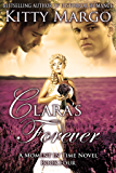 Clara's Forever (A Moment in Time Novel Book 4)