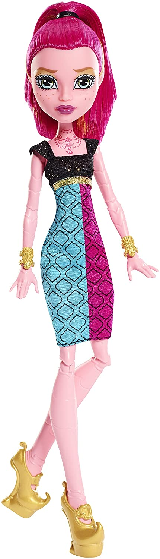 Monster High - Muñeca básica, Gigi (Mattel DKY19): Amazon.es: Juguetes y juegos