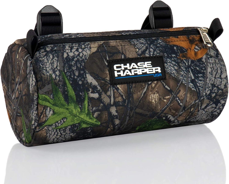 Water-Resistant Universal Fit Tear-Resistant Chase Harper USA 10300 Blue BC Barrel Bag 3.5 Liters Industrial Grade Ballistic Nylon