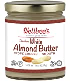 Wellbee's White Blanched Almond Butter