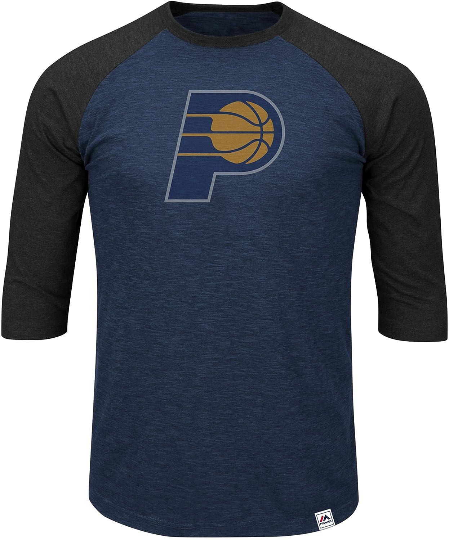 NBAメンズ 7分袖クルーネックTシャツ エクセレントアティチュード S   B01NAU84H6