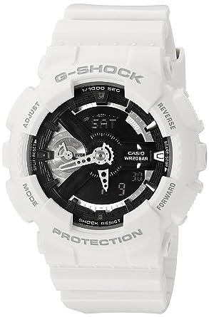 Amazon.com  Casio G-Shock GMAS110CW-7A1 Women s Resin Sports Watch ... d91ea9efc8