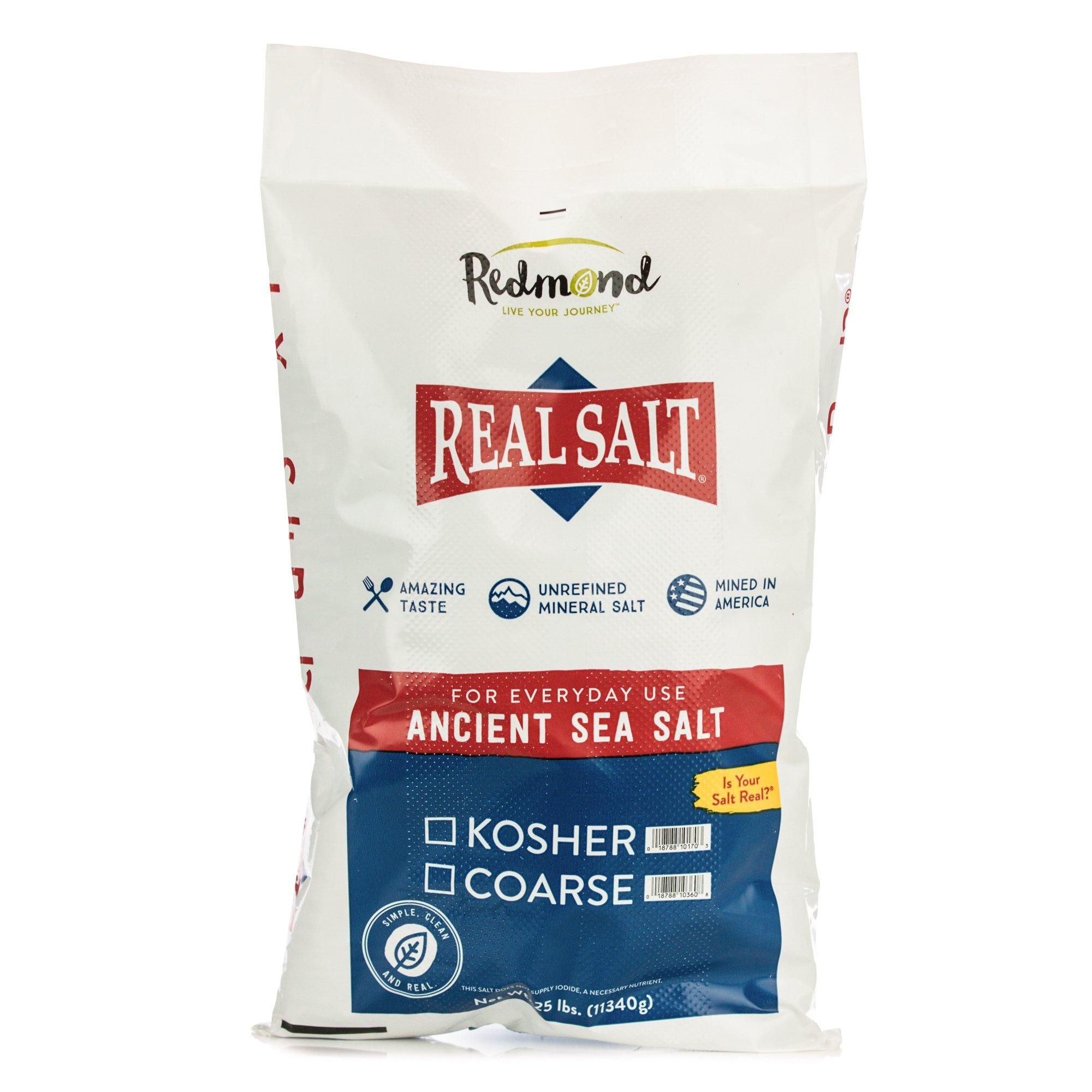 Redmond Real Salt Kosher by Redmond Real Salt (Image #1)