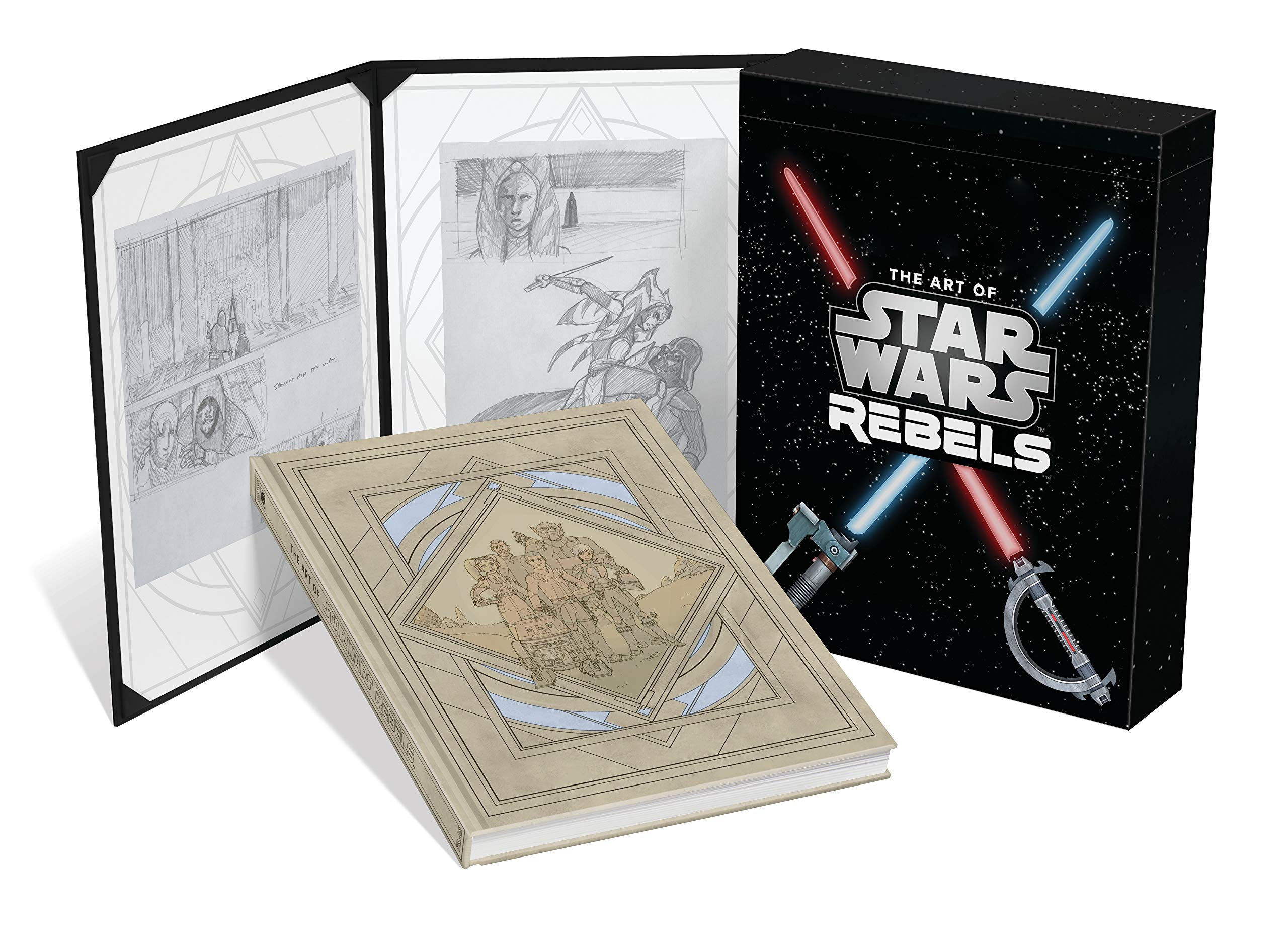 Amazon Opens Pre-Orders For The Art of Star Wars Rebels
