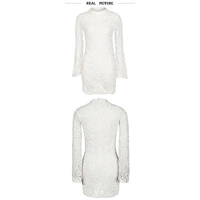 7TECH Slim round neck dress ZC2356