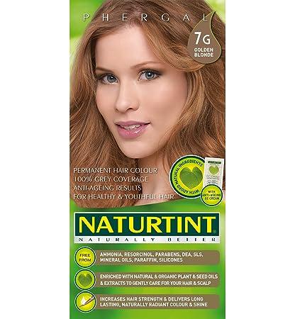 Naturtint Hair Color Permanent, 7G Golden Blonde, 5.28 Ounce