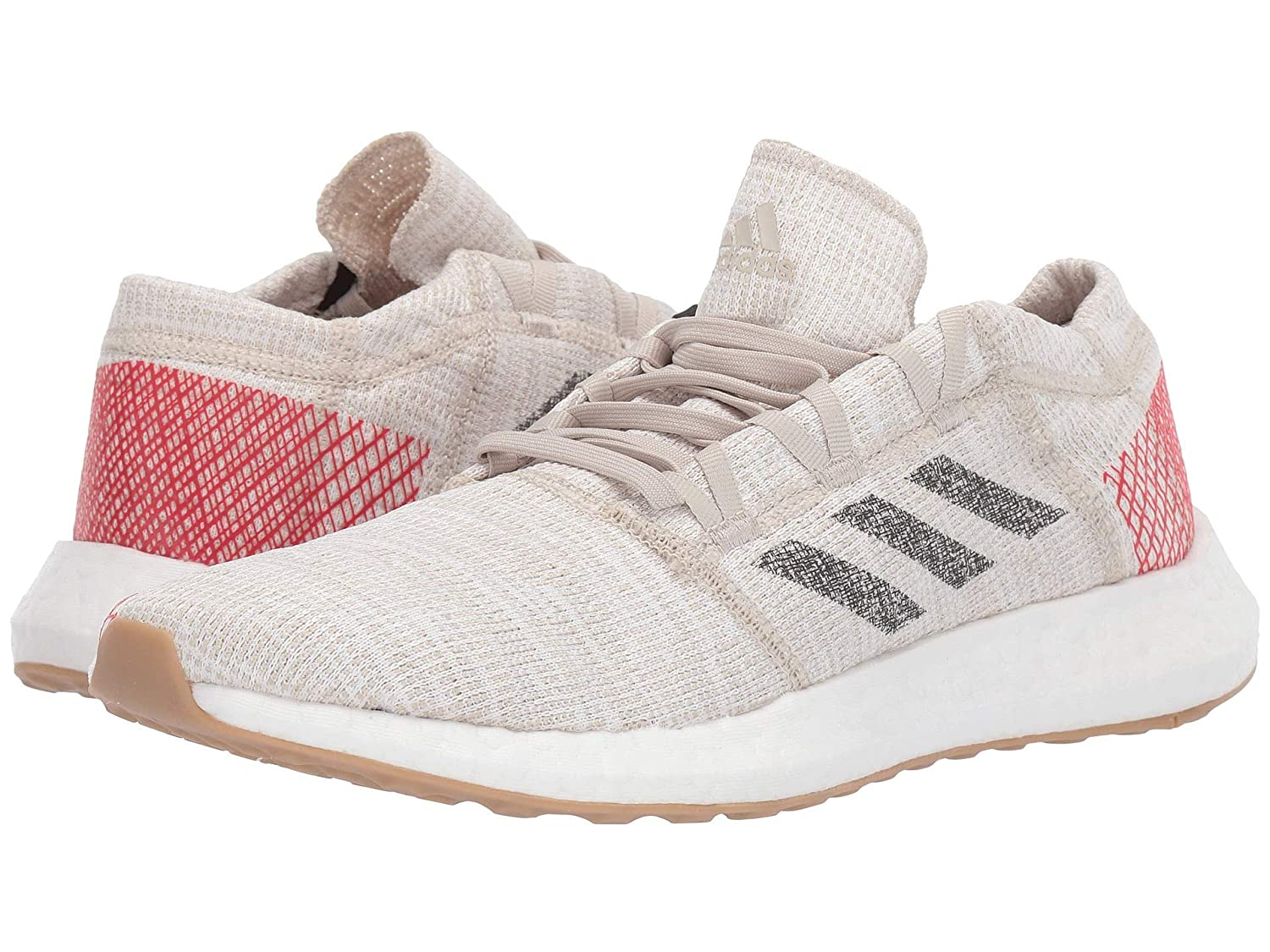 激安な [アディダス] メンズランニングシューズスニーカー靴 Pureboost Go Go [並行輸入品] cm B07N8FPZLR cm Clear Brown/Carbon/Active Red 25.5 cm D 25.5 cm D|Clear Brown/Carbon/Active Red, DreamGolf:cba92eff --- a0267596.xsph.ru