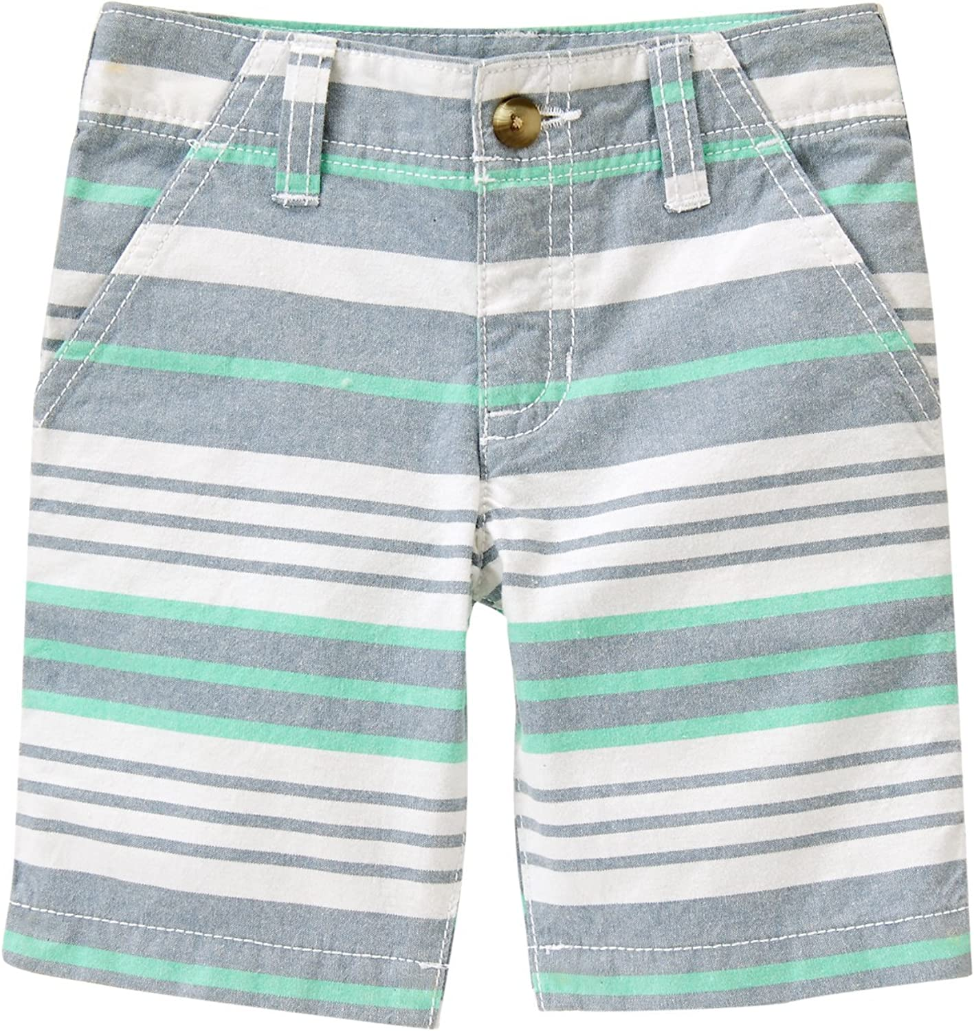 Crazy 8 Boys Flat Front Short