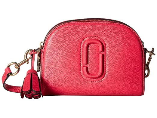 e3a2a229d32a Amazon.com  Marc Jacobs Women s Shutter Small Camera Bag Peony One ...