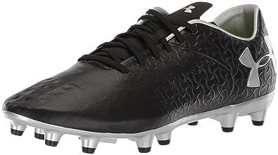 detailed look b5498 833a2 Under Armour UA Magnetico Premiere FG, Chaussures de Football Homme, Noir  (Black