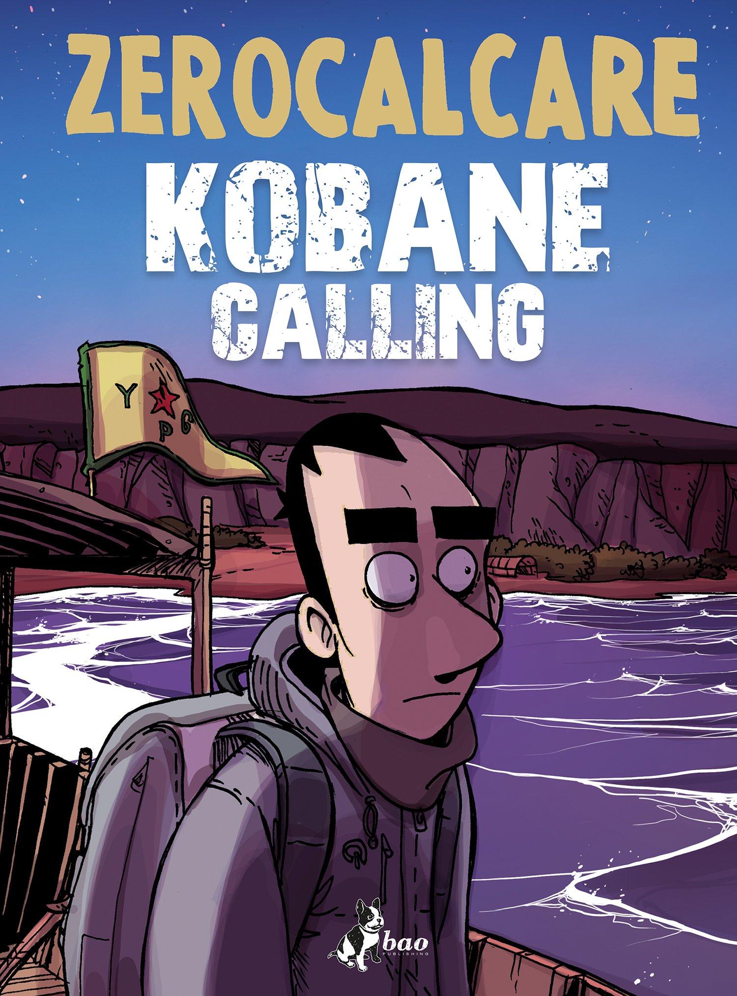 """Résultat de recherche d'images pour """"zerocalcare kobane calling"""""""