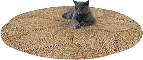 Made Terra Round Woven Area Rug