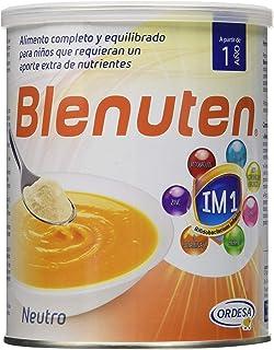 Blenuten Alimento Completo y Equilibrado, Neutro - 400 gr