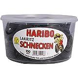 Haribo Liquirizia Lumache, 1er Pack (1X 1.5kg Dose)