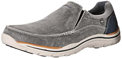7ccbe7dded9e0 Amazon.com | Skechers Men's EXPECTED- AVILLO Shoe, Blu, 13 Medium US ...
