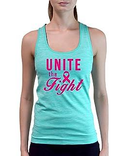 Interstate Apparel Mens Unite The Fight Pink Ribbon V396 Blue Mesh Gym Shorts