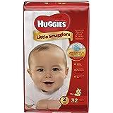 Amazon.com: Huggies Snug & Dry Size 1 (44 count/8-14 pounds ...
