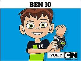 Amazon co uk: Watch Ben 10, Vol 7   Prime Video