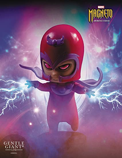 Entertainment Earth X-Men Magneto Animated Statue
