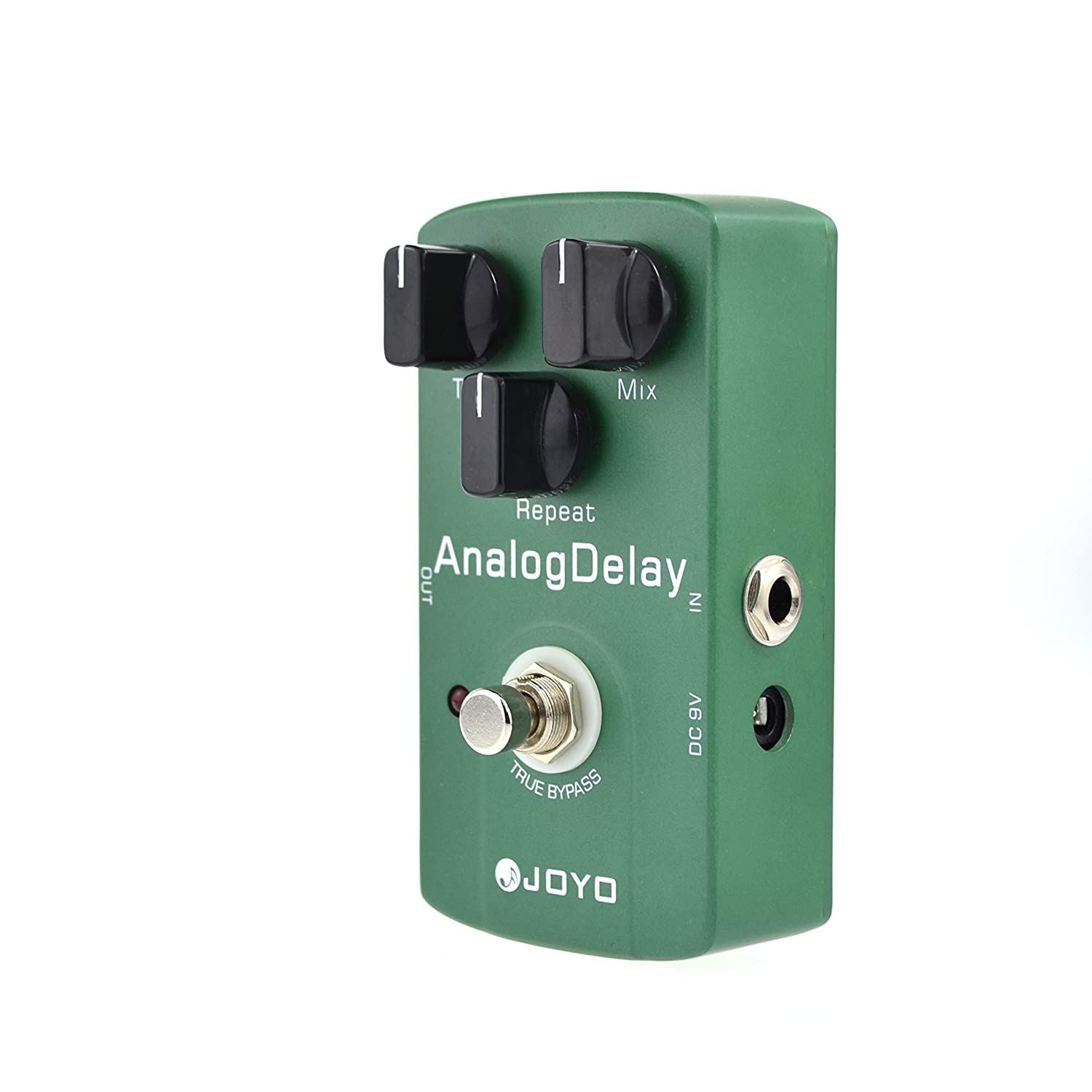 joyo jf 33 analog delay pedal with function delay