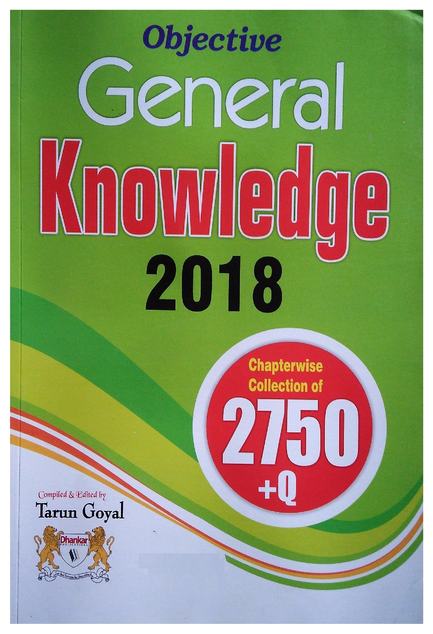 tarun goyal objective gk pdf free download