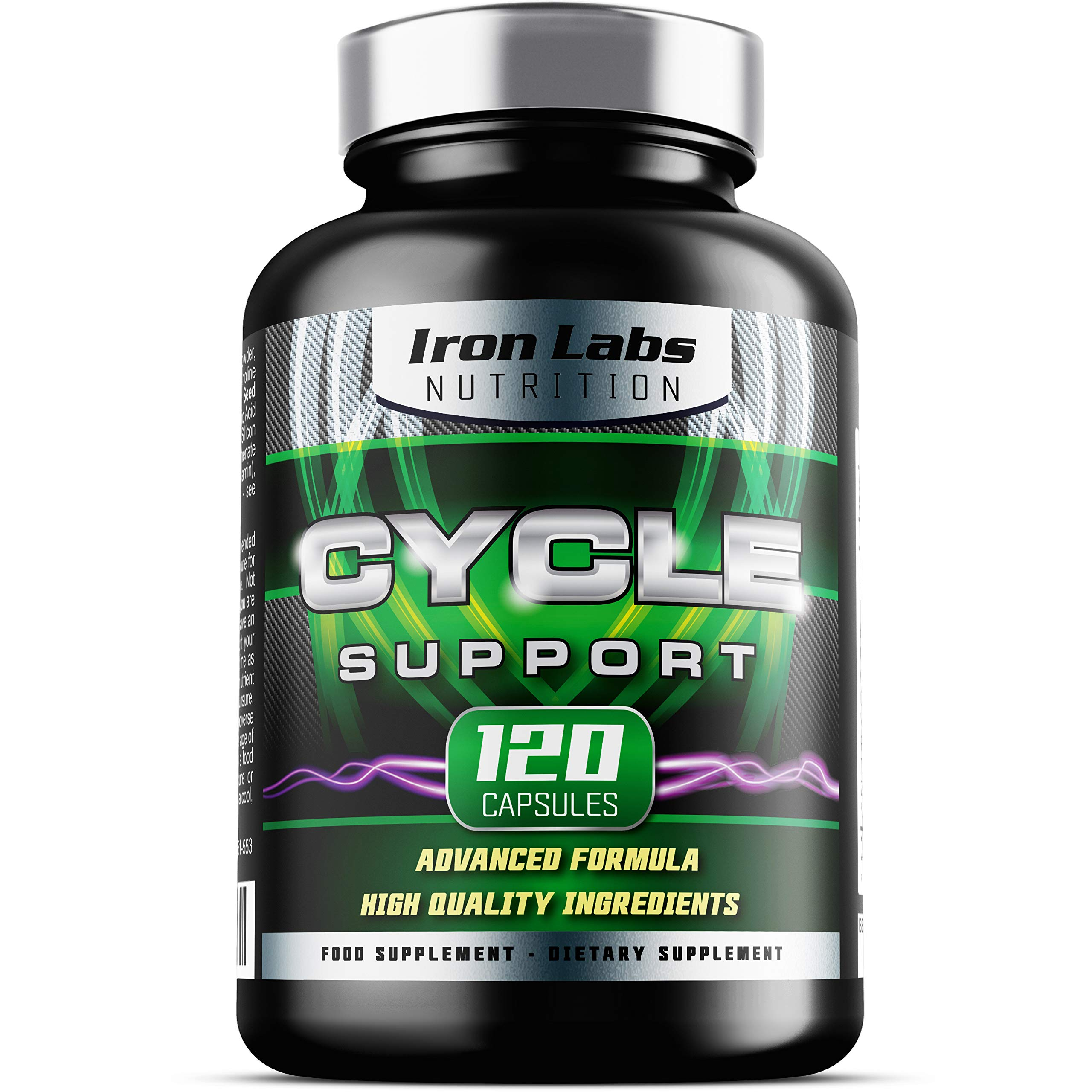 Amazon com: Cycle Support - Iron Labs Nutrition: On Cycle Protection