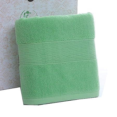 EDAHBJNEST5MK Toalla de baño Profesional Personalizada en algodón aristocrático de Calidad Europea y Americana con un Grosor de 70 * 140 cm: Amazon.es: ...