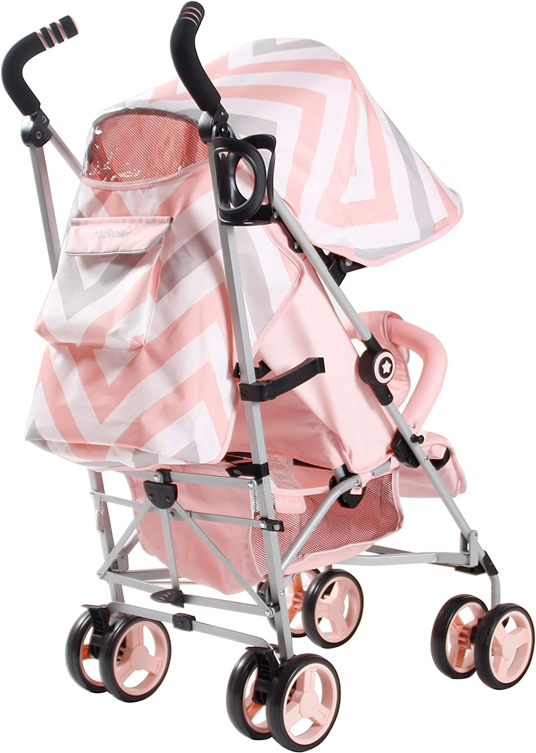 Pushchair Raincover Compatible with My Babiie Mb02
