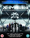 X-Men Franchise - The Cerebro Collection [Blu-ray] [2014]