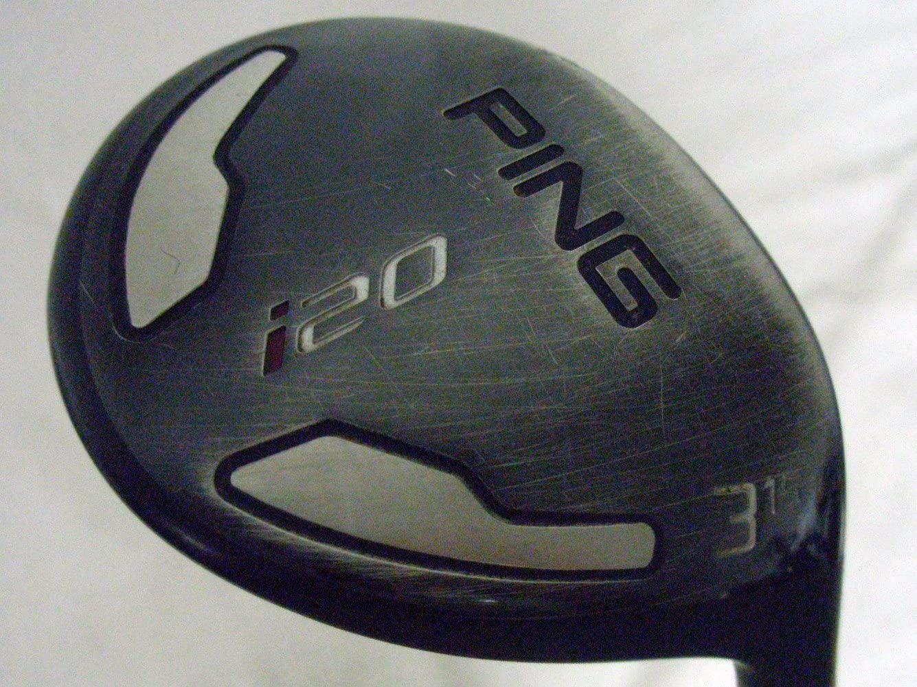 Used Ping I20 Fairway Wood 3-wood 3w 15 Graphite Stiff Right