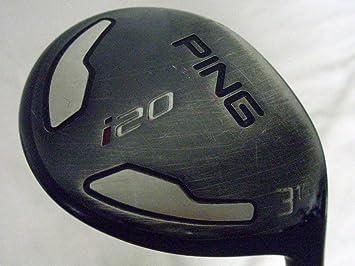 Usado Ping i20 Fairway Madera 3-Wood 3 W 15 grafito rígido ...
