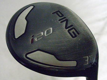 Used Ping I20 Fairway Wood 3-wood 3w 15 Graphite Stiff Right