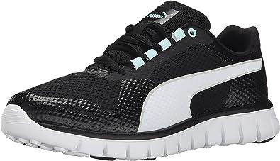 Puma Blur Women's Training Shoe - Black and White
