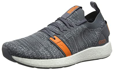 Puma Men s Nrgy Neko Engineer Knit Competition Running Shoes  Amazon ... 16c385a4c