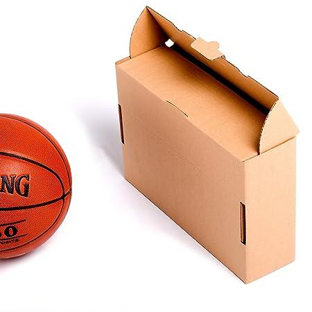 (25x) TeleCajas - Caja de cartón automontable envíos postales TCPOBOX- Varios tamaños (A (35x25x10 cms)) (LOTE DE 25 UNIDADES): Amazon.es: Oficina y ...