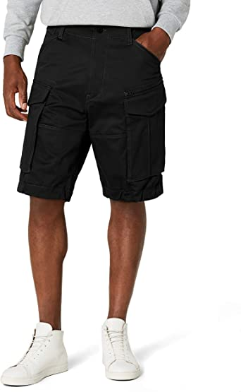 G STAR RAW Rovic Zip Relaxed 1 Length Shorts Homme