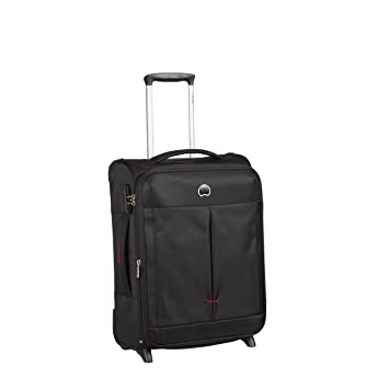 DELSEY Air Adventure SOFT2 Maleta, 54 cm, 42 Liters, Negro (Noir): Amazon.es: Equipaje