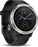Garmin Vivoactive 3 GPS Smartwatch with Built-In Sports Apps and Wrist Heart Rate - Black