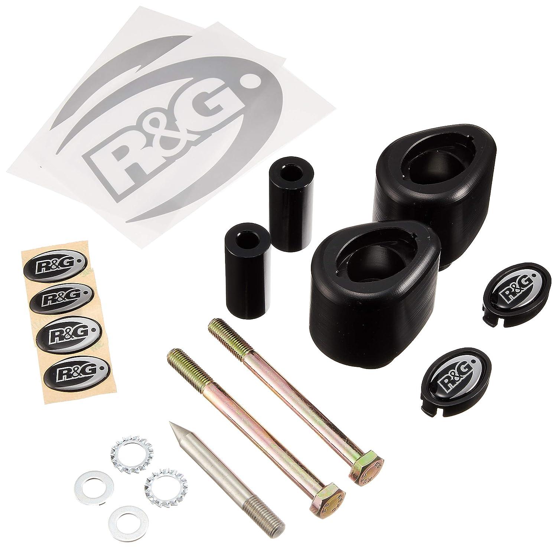 R&G(アールアンドジー) エアロクラッシュプロテクター ブラック CB125R(18-) RG-CP0449BL   B07GTNMH6J