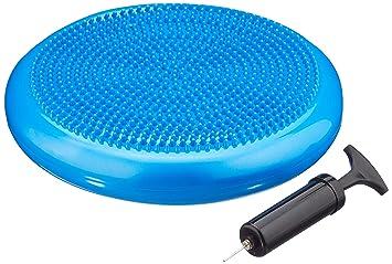 Jocca 6222 Cojín de Equilibrio, Unisex Adulto, Azul, Talla Única
