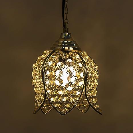 Buy homesake crystal hanging lotus pendant hanging light online at homesake crystal hanging lotus pendant hanging light aloadofball Image collections