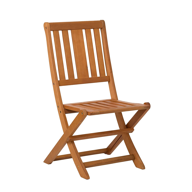 Amazon.com : DTY Outdoor Living Armless Folding Chair - Outdoor Living Eucalyptus  Patio Furniture Dining Collection - Flash Sale!! : Garden & Outdoor - Amazon.com : DTY Outdoor Living Armless Folding Chair - Outdoor