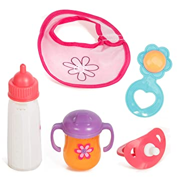 Amazon.com: Mommy & Me – Juego de alimentación para bebés de ...