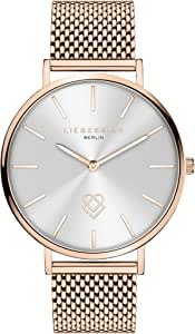 Liebeskind Berlin Reloj analógico de Cuarzo para Mujer.