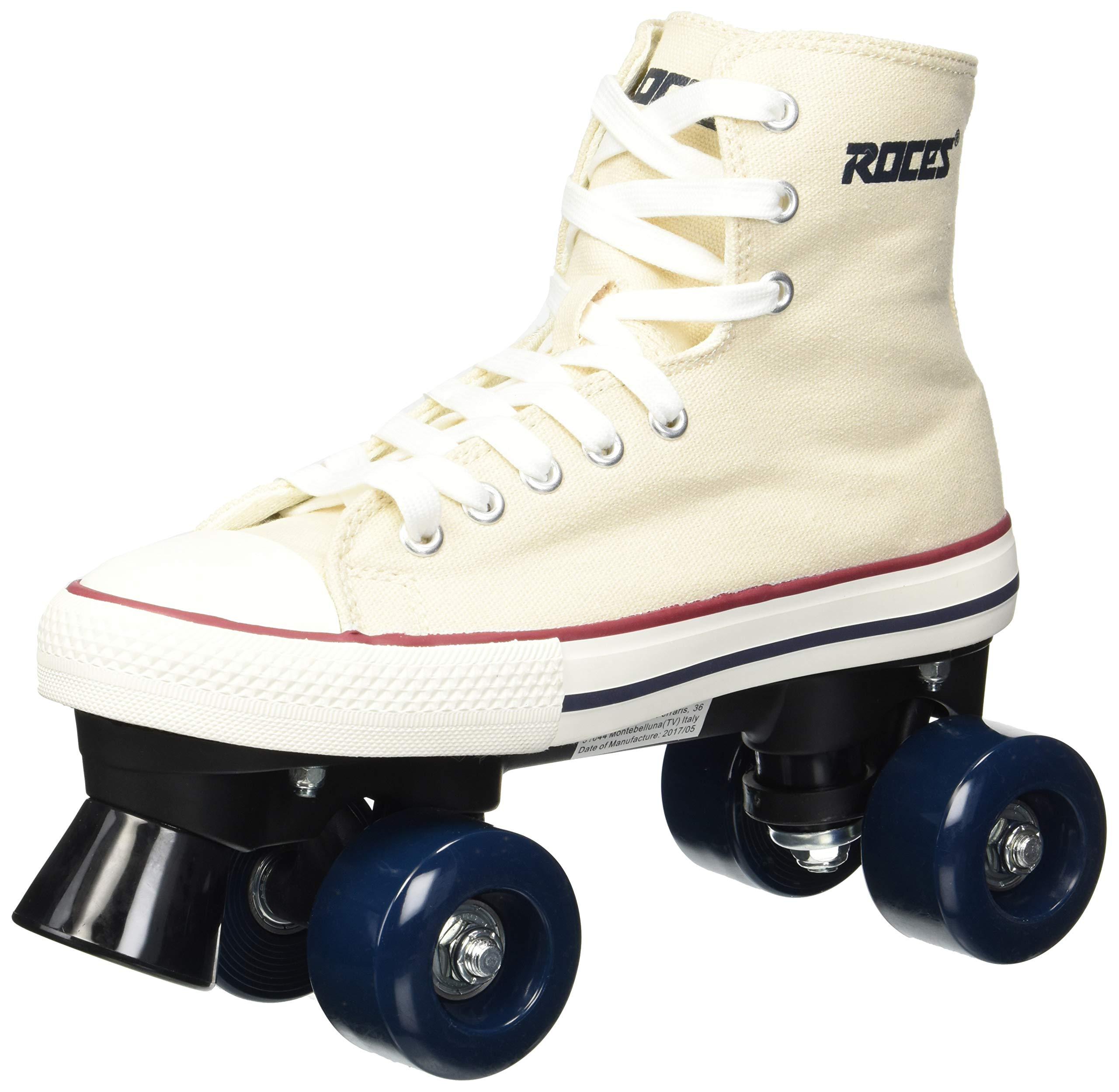 Roces 550030 Model Chuck Roller Skate,Cream,6USW,4USM,36EU,3UK